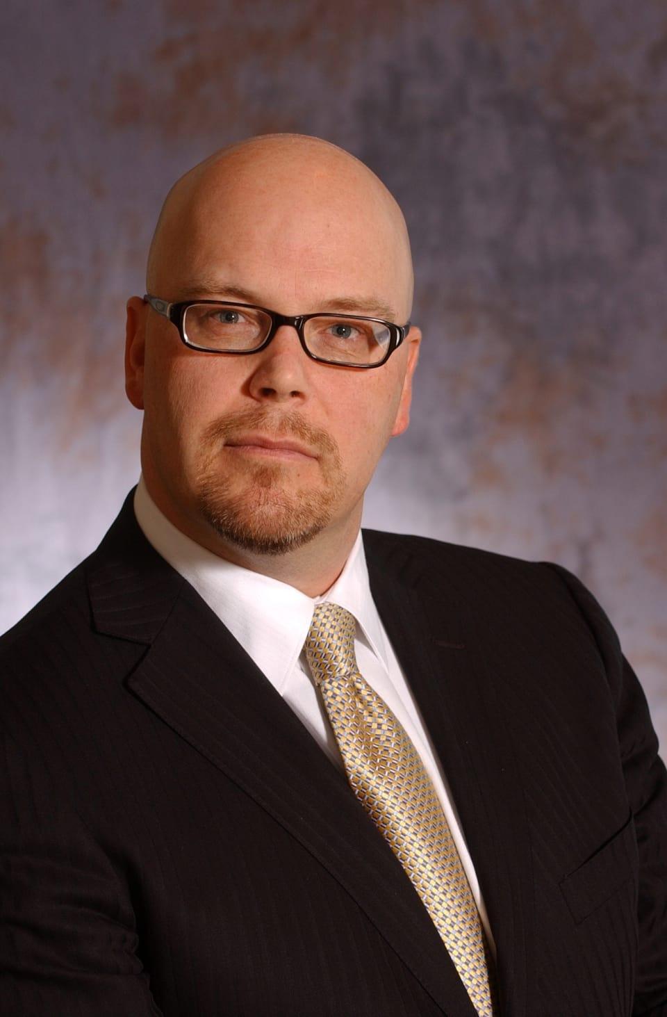 Randall Hofley