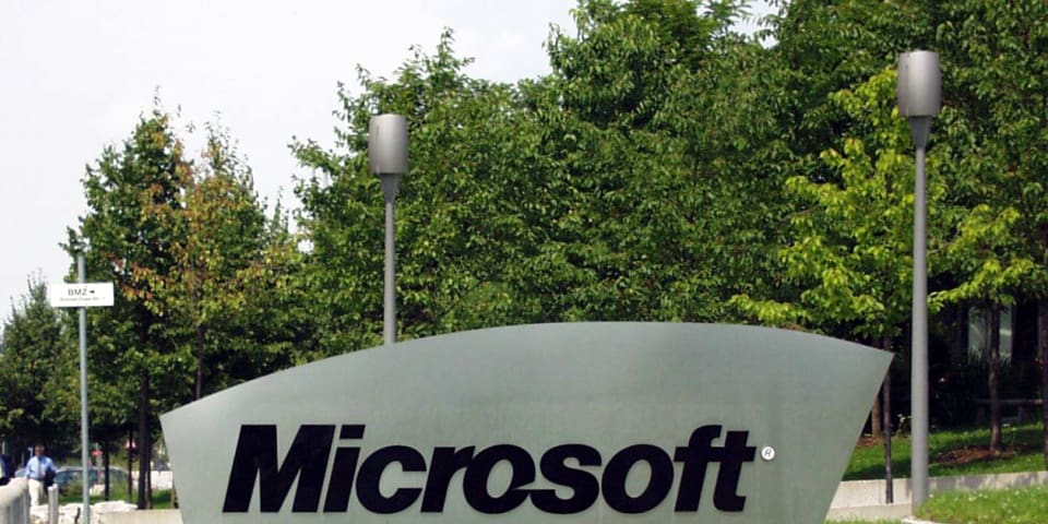 European Commission backs Microsoft in data collection battle