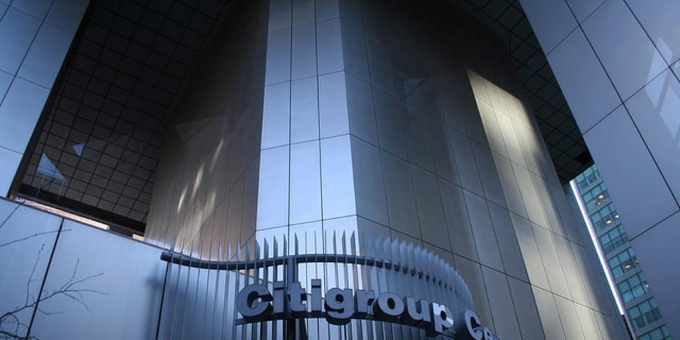 Citigroup agrees US$7 billion settlement with DoJ