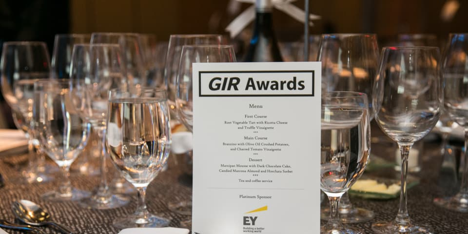 GIR Awards 2017 - Most Impressive Investigations Practice of the Year