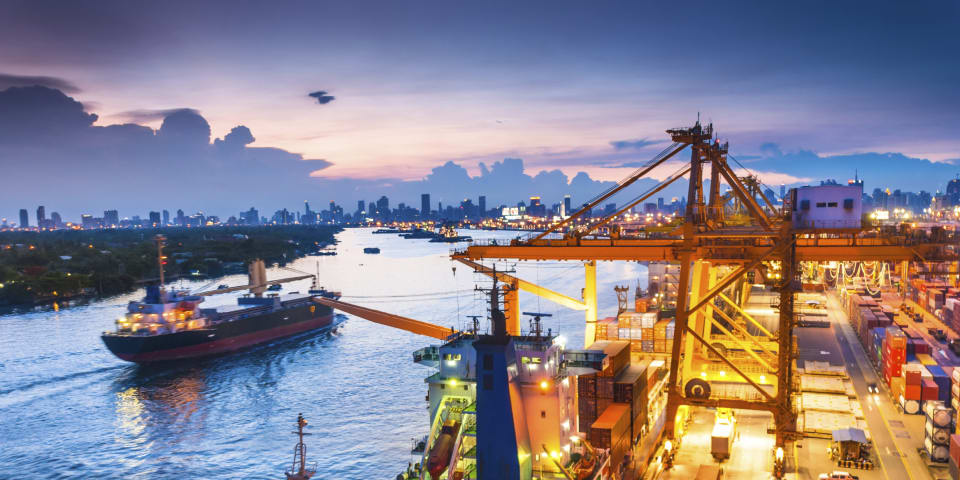 Bankruptcy filings in four jurisdictions for Japanese shipper