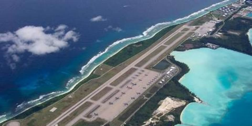 Greenwood survives challenge in Chagos Islands case