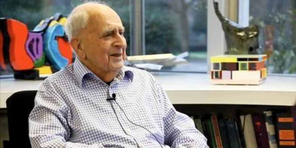 Pieter Sanders 1912-2012