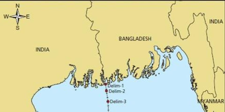 UNCLOS tribunal carves up Bay of Bengal