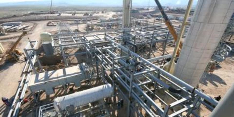 Kurdish oil claim heads to English court