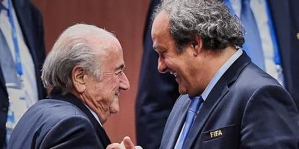 FIFA presidential hopeful turns to CAS (will Blatter be next?)