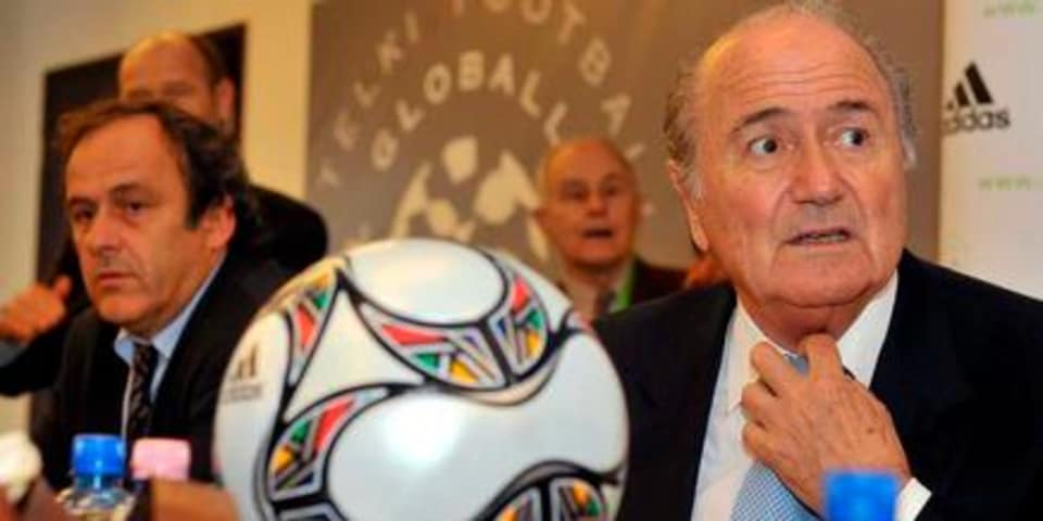 Blatter and Platini turn to CAS as bans upheld