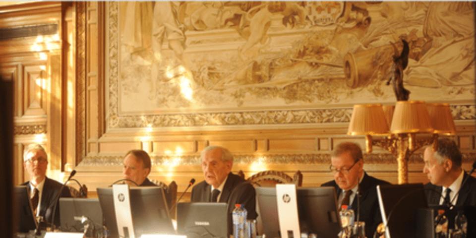 Croatia boycotts hearing on implications of Sekolec scandal