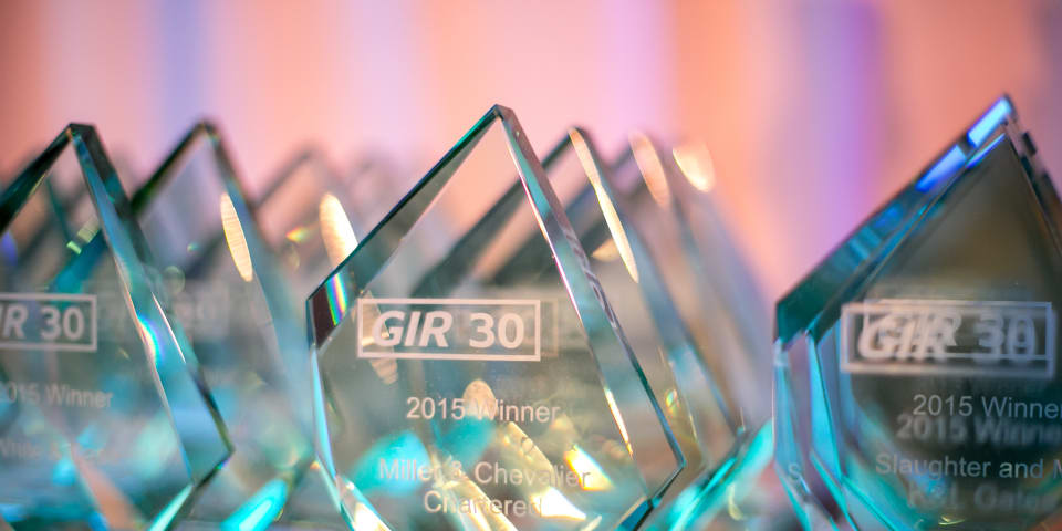 GIR Awards 2017 – Boutique or Regional Investigations Practice of the Year