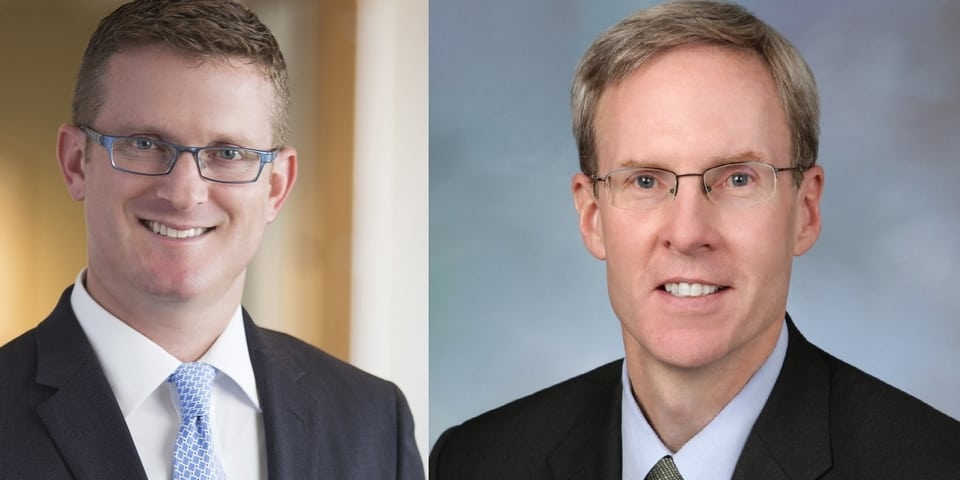 Litigators of the Week: Brian Rocca and John Schmidtlein
