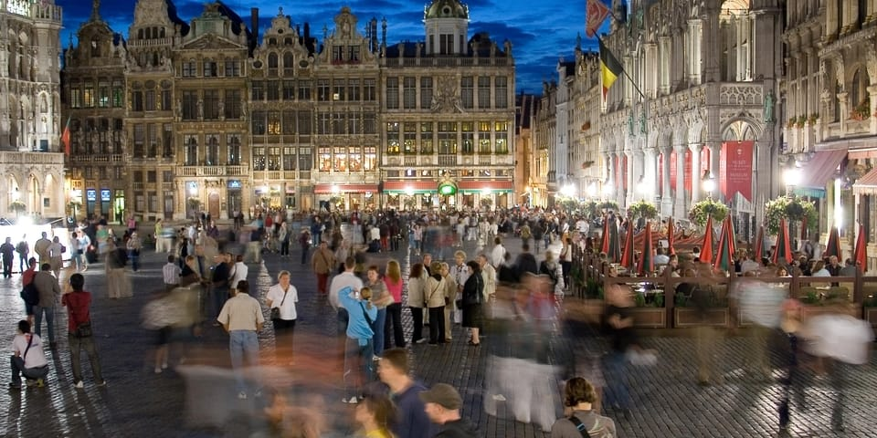 Last chance to buy GCR Live Brussels tickets