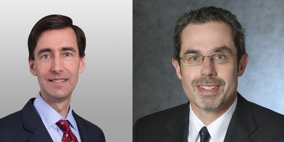 Litigators of the Week: Robert Wick and Richard Pepperman