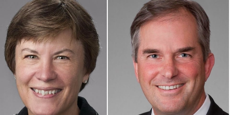 Litigators of the Week: Al Pfeiffer and Peggy Zwisler