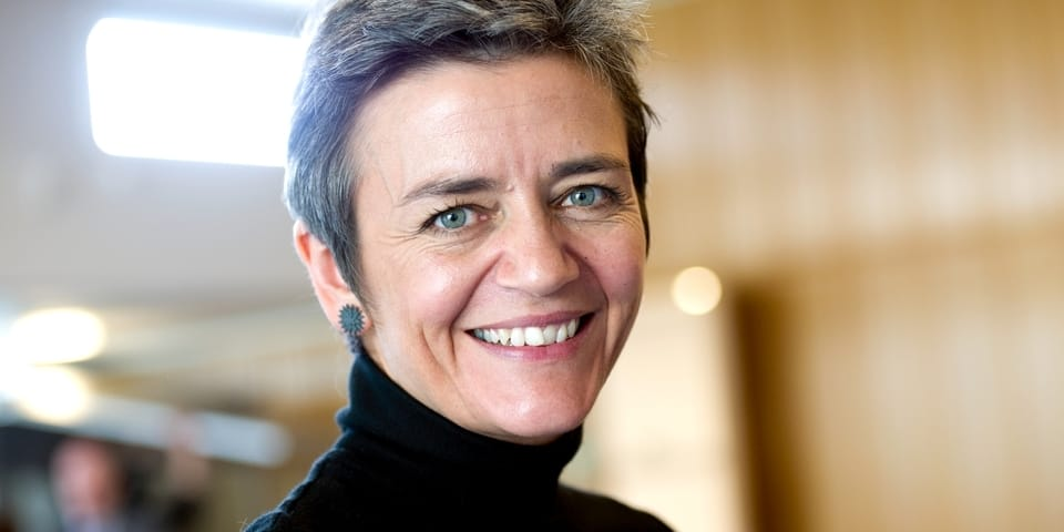 Vestager urges creation of state aid-like rules for non-EU jurisdictions