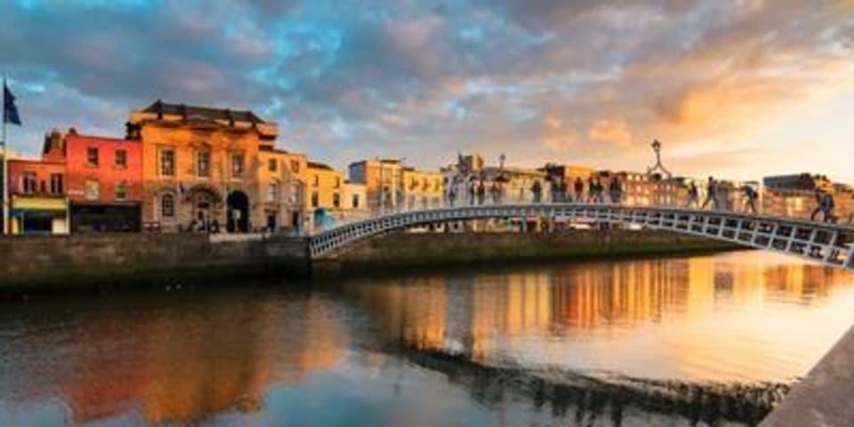 DUBLIN: Which seat?
