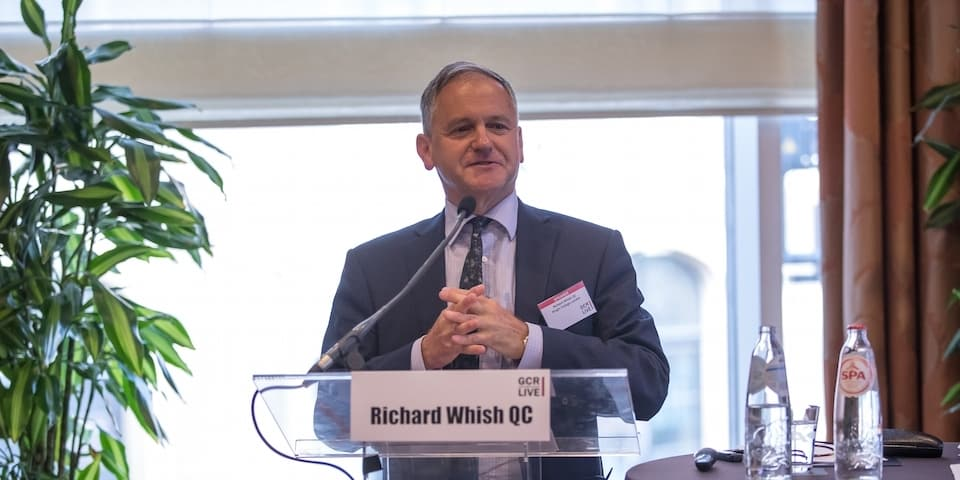 "ECJ failure to clarify by-object analysis is ""really frustrating"", says Whish"