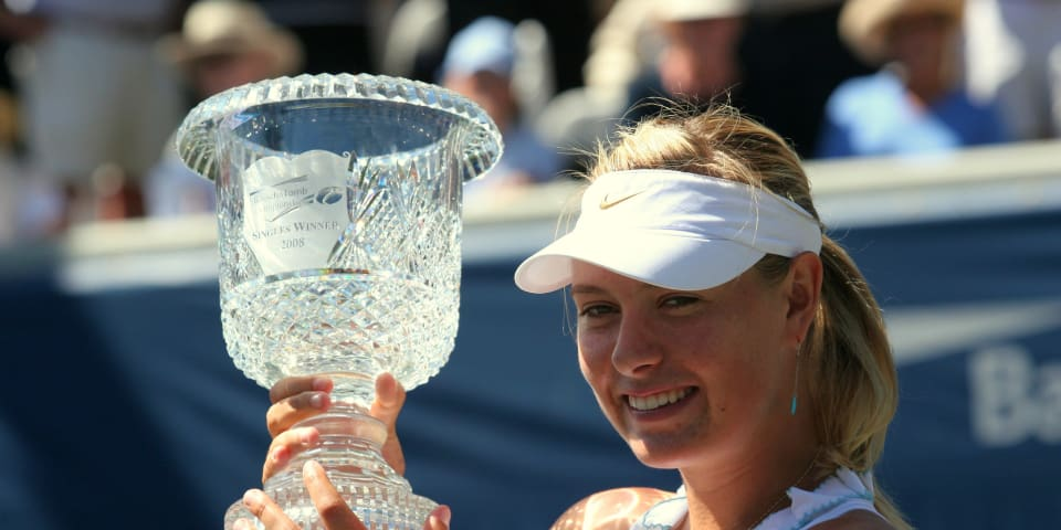 CAS panel reduces Sharapova ban