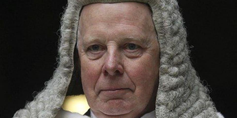 "Lord Thomas denies ""attack on arbitration"""