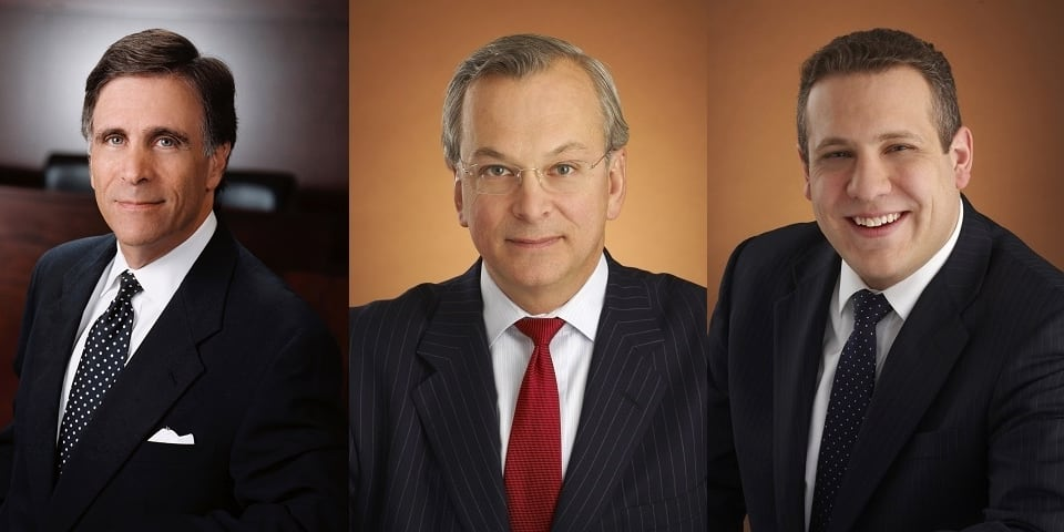 Litigators of the Week: Evan Chesler, Peter Barbur and Kevin Orsini