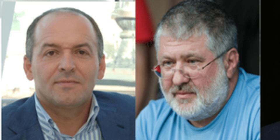 Ukrainian oligarchs settle metal dispute