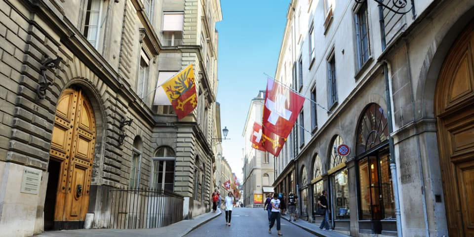GIR Live DC: Switzerland considers making bank secrecy rights part of constitution
