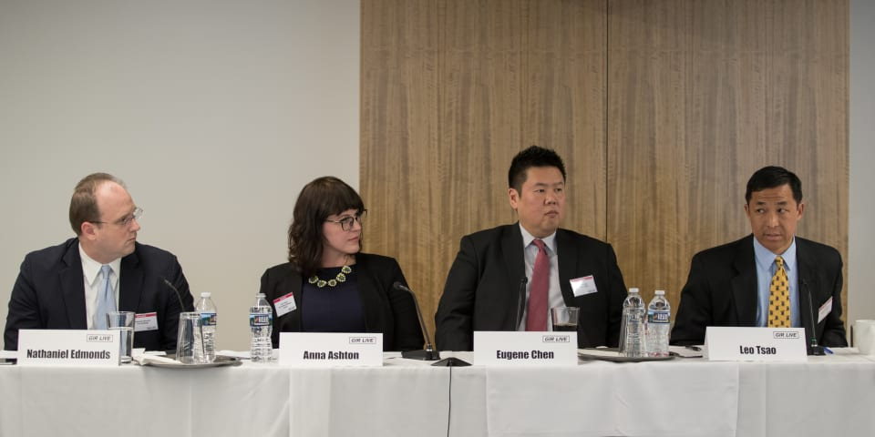 GIR Live DC: China's anti-corruption drive and building cooperation