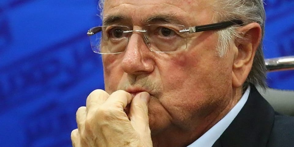 Blatter ban upheld by CAS