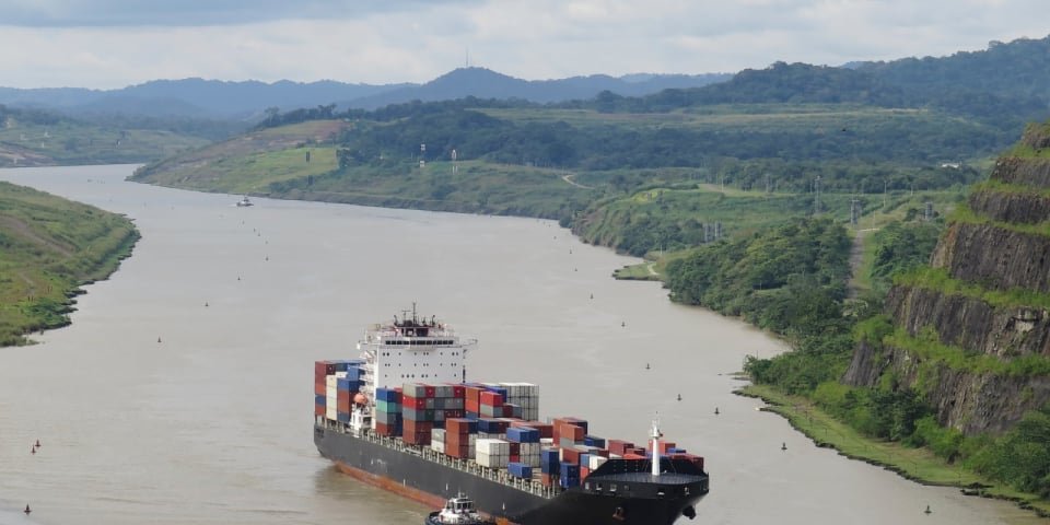 Two more ICC claims over Panama Canal