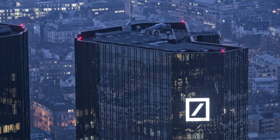 Deutsche Bank partly resolves mirror trade scandal with US$628 million settlement