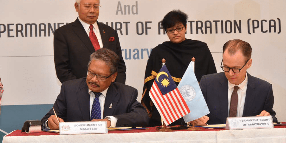 Malaysia to host PCA proceedings