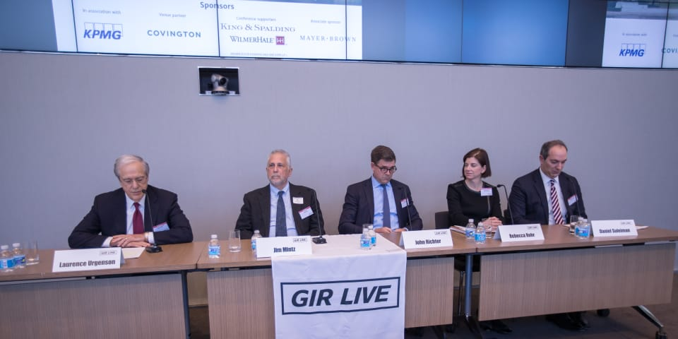 GIR Live DC: UK/US conflicts, deleting documents and handling stolen information