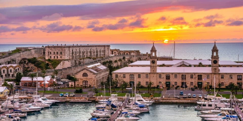 "Electronics group swaps Hong Kong for Bermuda's ""more flexible"" regime"