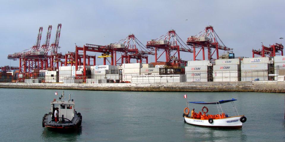 Peru settles port dispute with Maersk