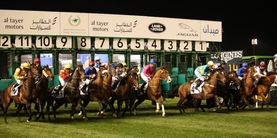 Back to the races: another DIAC claim in Dubai track dispute