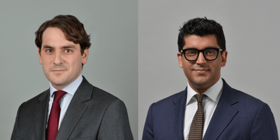 New partners for Brown Rudnick in London and Paris