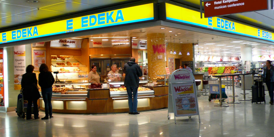 Edeka and Tengelmann may seek damages from German authority