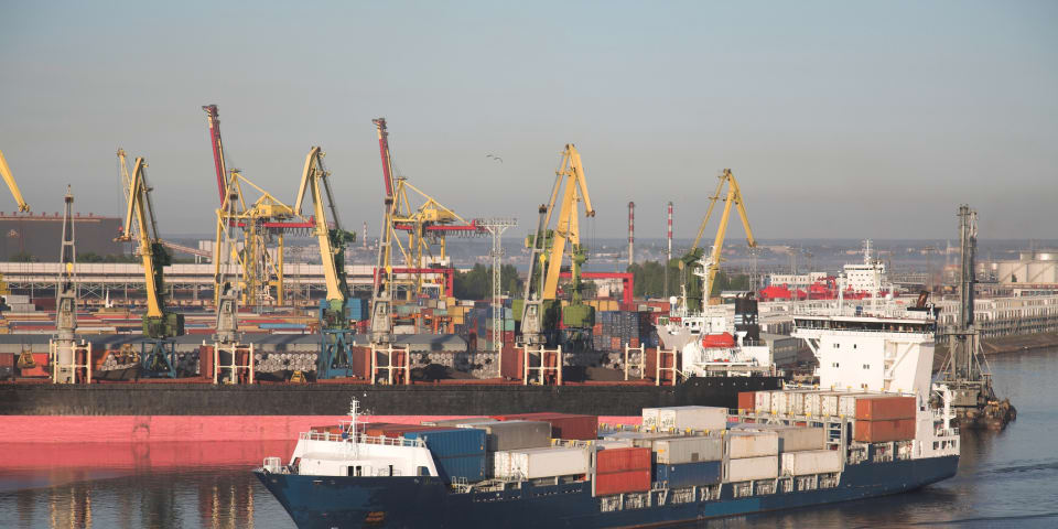 Russia: stevedores must disgorge €277 million