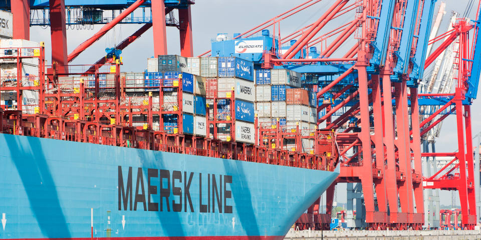DG Comp conditionally clears Maersk/Hamburg Süd