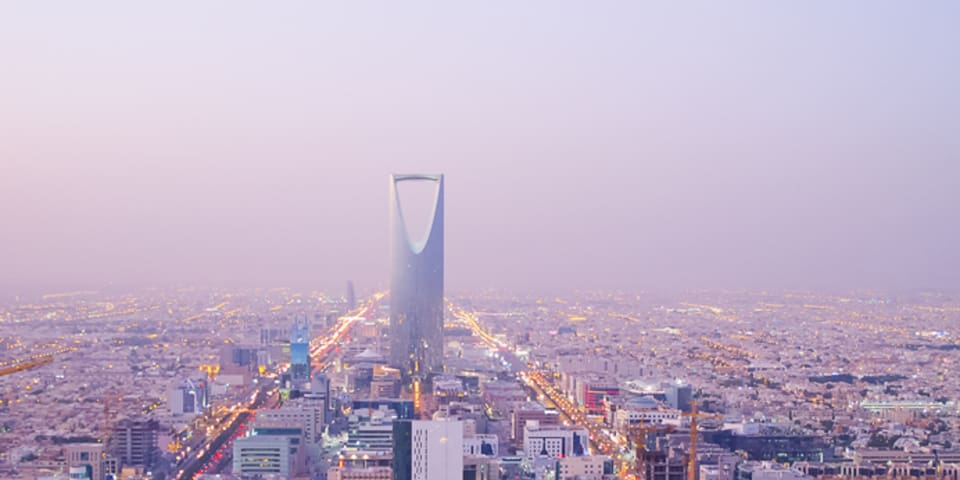 Saudi strides
