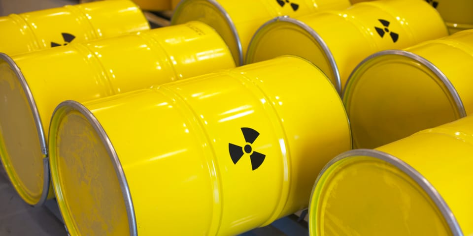 US DOJ: challenged nuclear waste deal is horizontal
