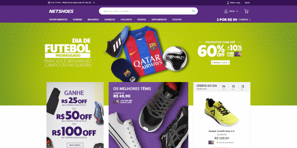 Brazil's Netshoes launches IPO on NYSE