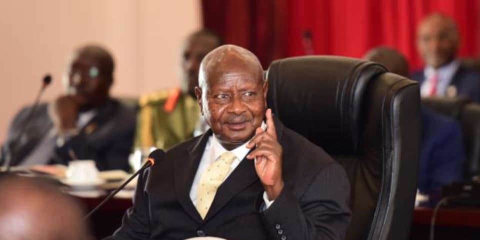 Uganda's president faces heat over post-award bonuses