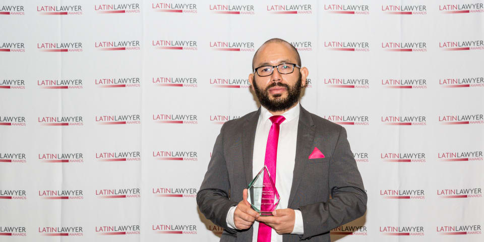 Latin Lawyer Pro Bono Lawyer of the Year