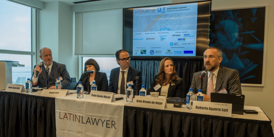 How essential is public law experience in investor-state cases?