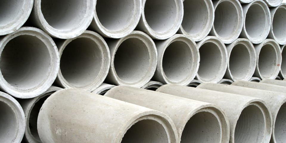 Colombia charges concrete pipe manufacturers