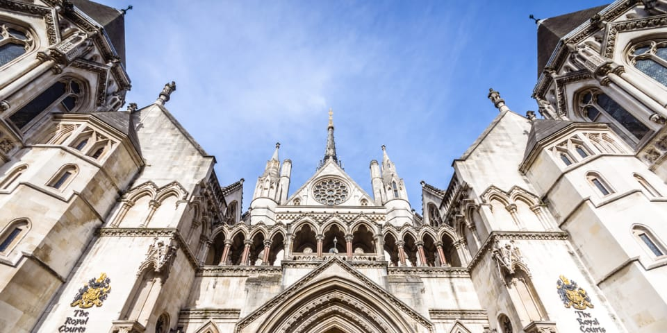 Three competition QCs become part-time judges