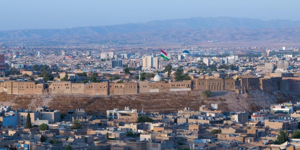 Kurdistan faces US$2 billion enforcement bid