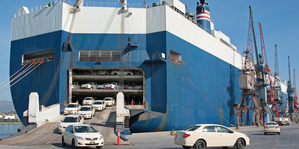 Car buyers seek Supreme Court review of alleged shipping cartel