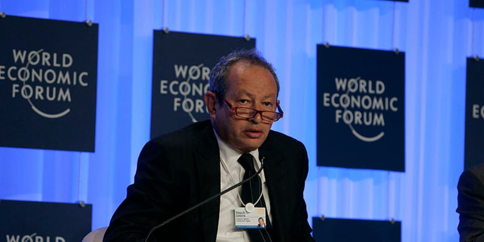 Sawiris company seeks to annul Algeria award