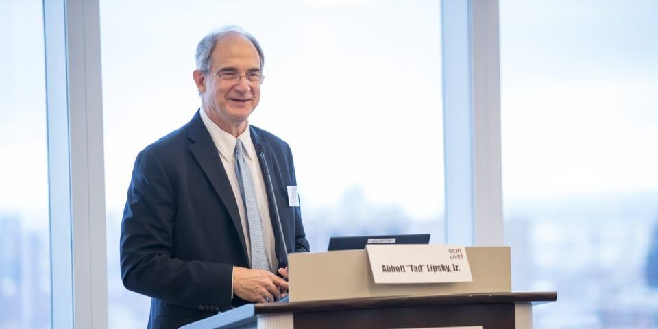 Lipsky: Maximising value remains US antitrust goal